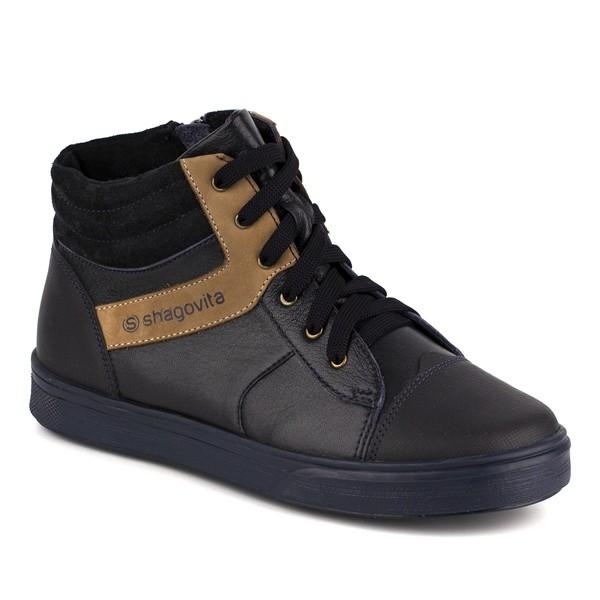 Ботинки для мальчика 55240-1 Б
