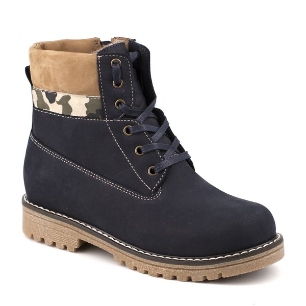 Ботинки для мальчика 55250-1 Ш