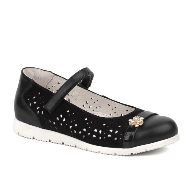 Туфли для девочки 63192-1