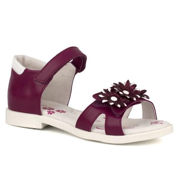 Туфли открытые для девочки 6446