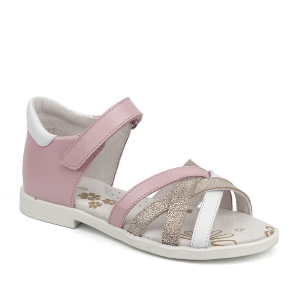 Туфли открытые для девочки 6470