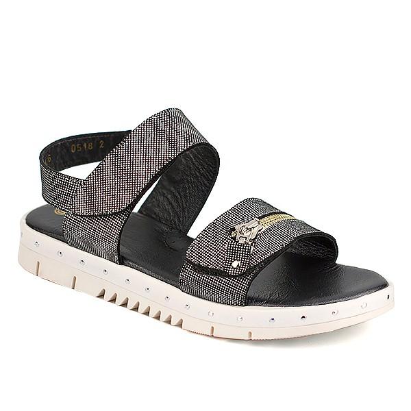 Туфли открытые для девочки 6476
