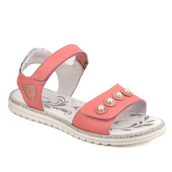 Туфли открытые для девочки 6482