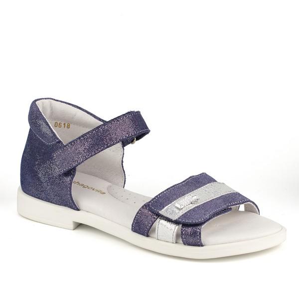 Туфли открытые для девочки 6483