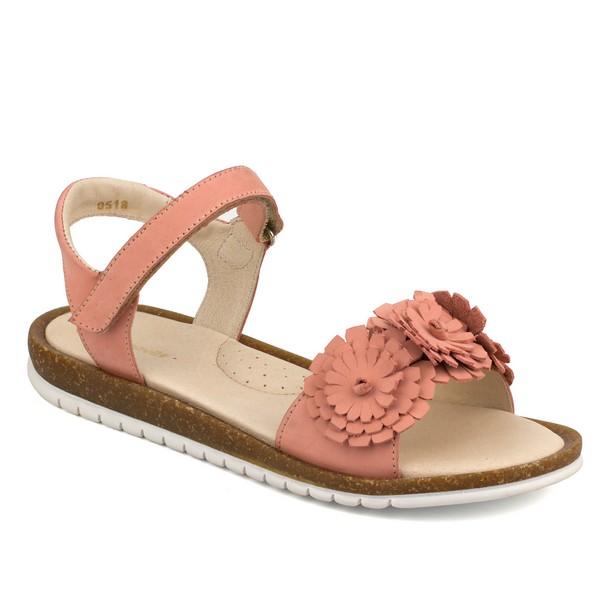 Туфли открытые для девочки 6484-1