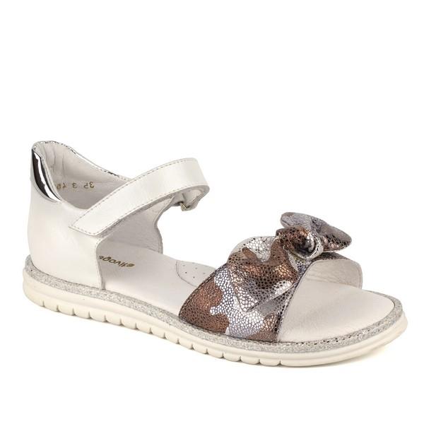 Туфли открытые для девочки 6486