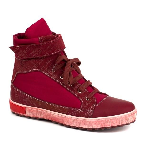 Ботинки для девочки 65110-1 Ш