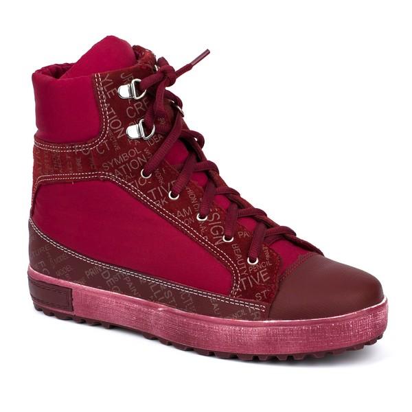 Ботинки для девочки 65110 Ш
