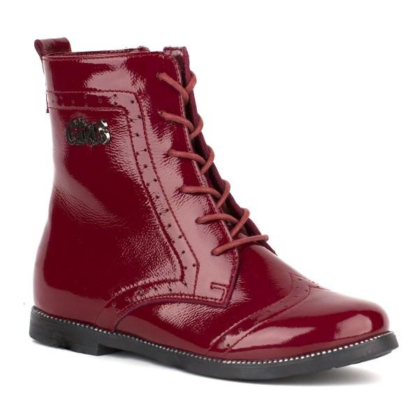 Ботинки для девочки 65115 Б