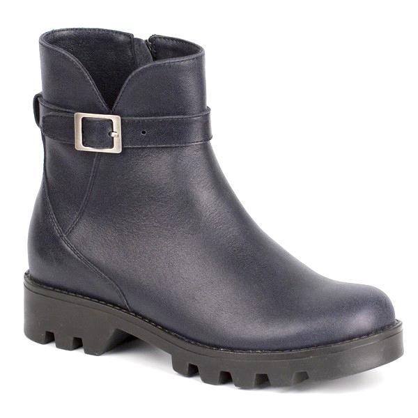 Ботинки для девочки 65123-1 Б