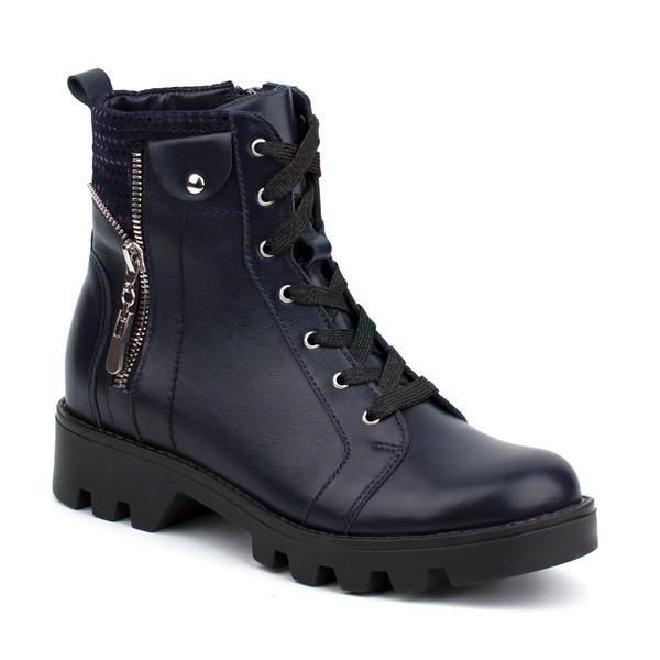 Ботинки для девочки 65137-1 Ш