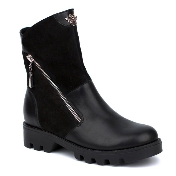 Ботинки для девочки 65141-1 Ш