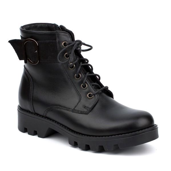 Ботинки для девочки 65143-1 Ш