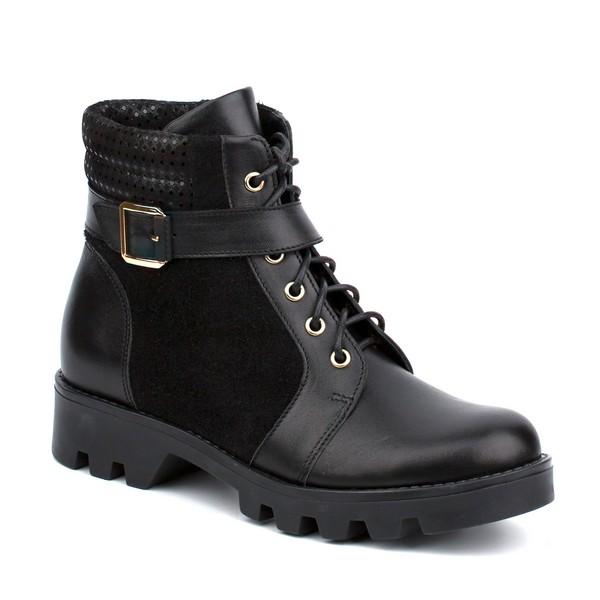 Ботинки для девочки 65151-1 Б