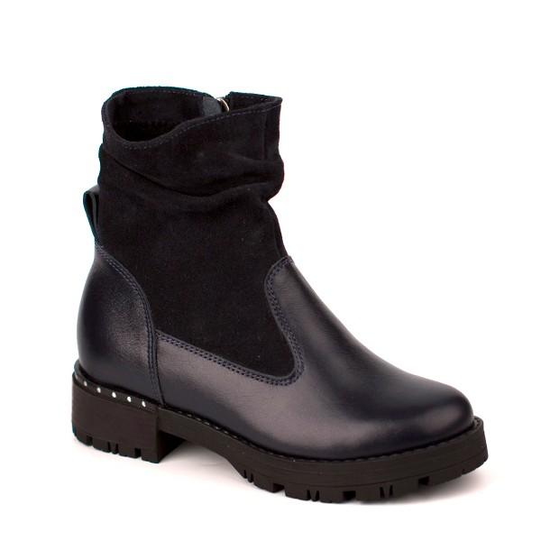 Ботинки для девочки 65156-1 Б
