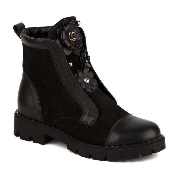 Ботинки для девочки 65167-1 Б