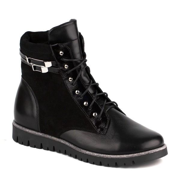 Ботинки для девочки 65168-1 Б