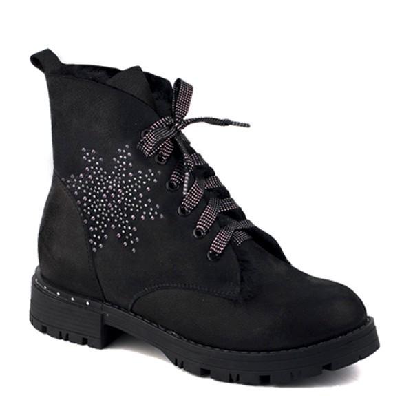 Ботинки для девочки 65173 Ш