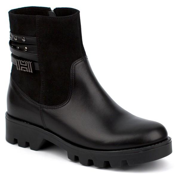Ботинки для девочки 65176-1 Ш