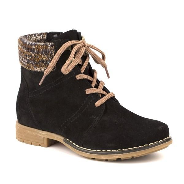 Ботинки для девочки 6573 Б